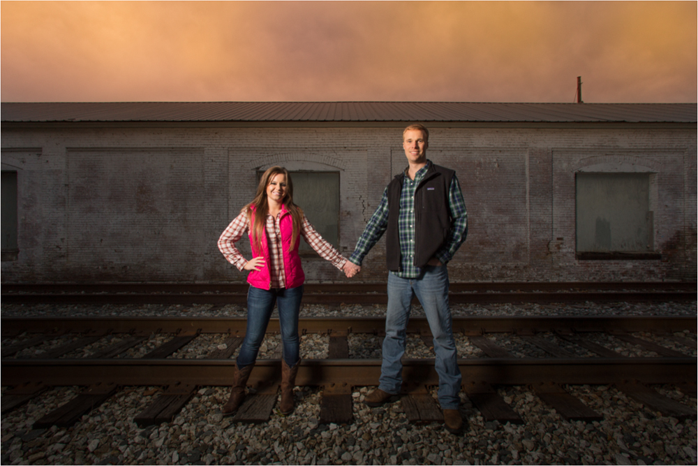 Franklin TN Engagement Photo 2