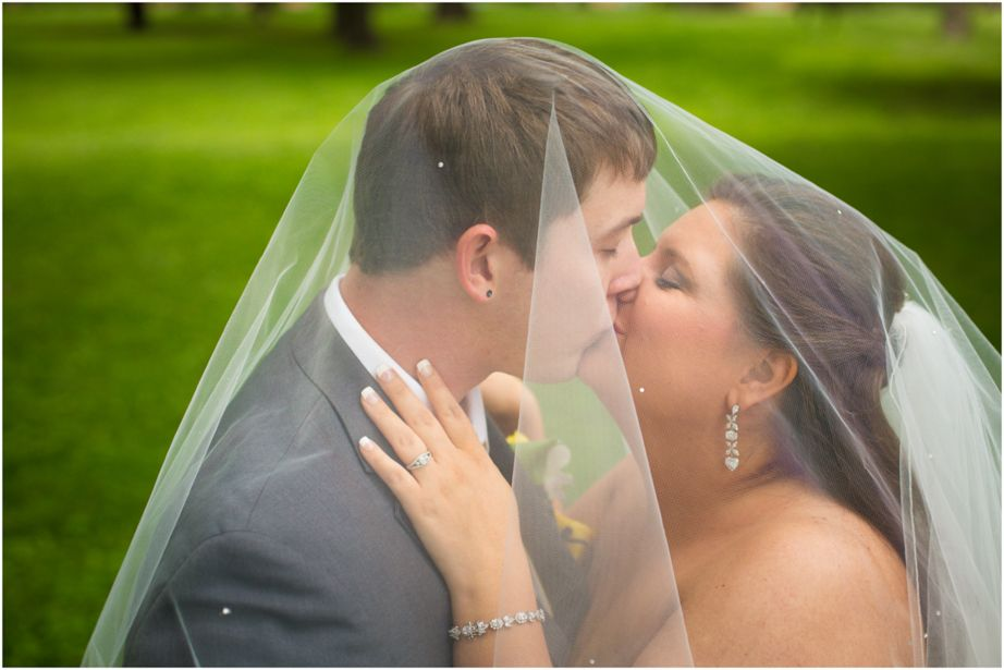 Kiss-under-veil-Wedding-Photo-Nash